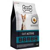 Cat Active сухой корм для взрослых активных и выставочных кошек