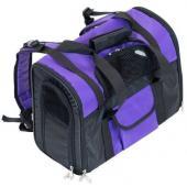 """Рюкзак-переноска модель """"Hike"""" фиолетовый"""