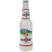 """Игрушка """"Бутылка - DogJoni"""" с пищалкой, для собак, винил, 24 см"""