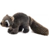 """Игрушка """"Енот-полоскун"""" с пищалкой, для собак, плюш, 42 см"""