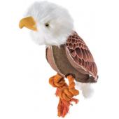 """Игрушка """"Орел"""" с пищалкой, для собак, полиэстер/хлопок, 29 см"""