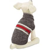 """Свитер """"Статус"""" для собак, акрил, серый, XS ( 20 см. )"""