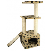 Игровой комплекс (NT3053) для кошек, 37*37*98 см