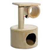 Домик-когтеточка (NT3068) для кошек, 39*39*62 см