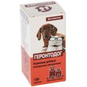 """Комплексный препарат """"Геронтодог"""", для кошек и собак"""