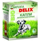 Капли от блох и клещей на холку для взрослых собак, 3 пипетки по 1 мл