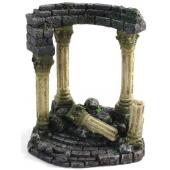 """Грот 2206LD """"Античные руины"""", полиэфирная смола, 14*10,5*12,5 см"""