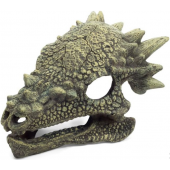"""Грот """"Голова дракона"""", полиэфирная смола, 15,3*11*7,5 см"""