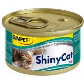 Влажный корм (консервы) с ТУНЦОМ для кошек (413082), 70 гр