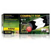 Cветильник Exo Terra Compact Top для террариумов Арт: PT2600, PT2602 (30x30x45 см)