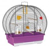 Клетка для птиц LUNA 2 (черная) 44,5 x 25 x h 45,5 см (52005517)