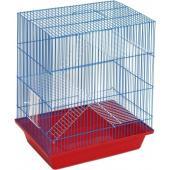 Гризли-4 клетка для грызунов (240ж) 41х30х52 см.
