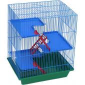 Гризли-3 клетка для грызунов (230) 41х30х35 см