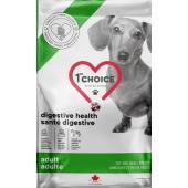 Беззерновой корм для собак мелких и миниатюрных пород GF Здоровое пищеварение, курица