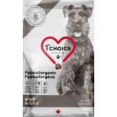 Беззерновой гипоаллергенный корм для собак GF HYPOALLERGENIC, утка