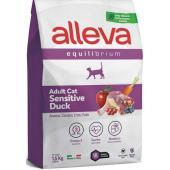 Equilibrium Cat сухой корм для взрослых кошек с уткой, Adult Sensitive Duck