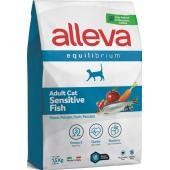Equilibrium Cat сухой корм для взрослых кошек с рыбой, Adult Sensitive Fish