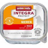 Консервы Integra для взрослых кошек при почечной недостаточности с телятиной (Renal)
