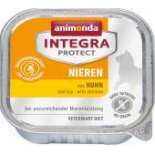 Консервы Integra для взрослых кошек при почечной недостаточности с курицей (Renal)