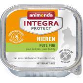 Консервы Integra для взрослых кошек при почечной недостаточности с индейкой (Renal)
