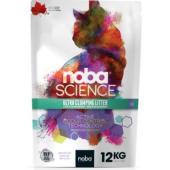 Комкующийся наполнитель Noba Science, без запаха (Scoopable Litter)