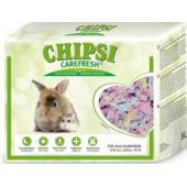 Наполнитель-подстилка Confetti разноцветный бумажный для мелких домашних животных и птиц 5л