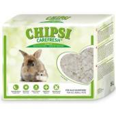 Наполнитель-подстилка Pure White белый бумажный для мелких домашних животных и птиц 5л