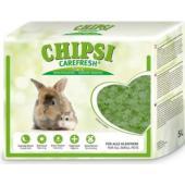 Наполнитель-подстилка OForest Green зеленый бумажный для мелких домашних животных и птиц 5л