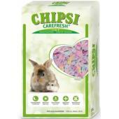 Наполнитель-подстилка Confetti разноцветный бумажный для мелких домашних животных и птиц 10л