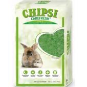 Наполнитель-подстилка OForest Green зеленый бумажный для мелких домашних животных и птиц 14л