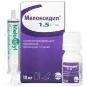 Мелоксидил при заболеваниях опорно-двигательного аппарата собак, 10мл