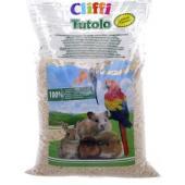 """Кукурузный наполнитель """"Цитрус"""" для грызунов: 100% органик (Tutolo)"""