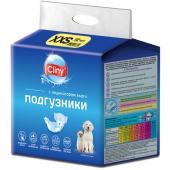 Подгузники для животных весом 1-2,5кг (размер XХS) 12шт.