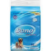 Пелёнки гелевые DONO PET PAD с феромонами 60x90см 10шт.