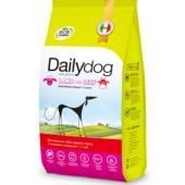 Для взрослых собак средних пород с ягненком и говядиной
