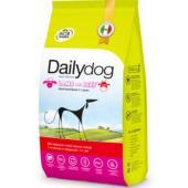 Для взрослых собак мелких пород с ягненком и говядиной