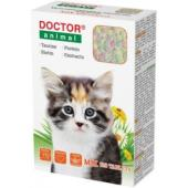 Мультивитаминное лакомство Doctor Animal Mix, для котят, 120 таблеток