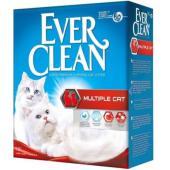 Комкующийся наполнитель для нескольких кошек в доме (Multiple Cat)