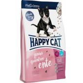 Сухой корм для котят с уткой, Junior Sensitive Grainfree Ente