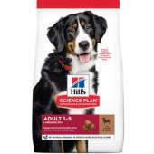 Для взрослых собак крупных пород с ягненком и рисом (Large Breed Lamb & Rice)