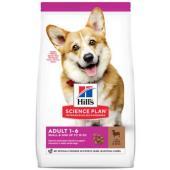 Для взрослых собак малых и миниатюрных пород с ягненком (Adult Small&Miniature)