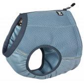 Охлаждающий жилет для собак Motivation Голубой, размер L (шея 48см, грудь 74см)