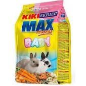Корм для молодых декоративных кроликов Excellent MAX Menu