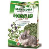 Monello Pellet Pro безглютеновый корм для кроликов