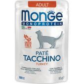 Cat Monoprotein Pouch паучи для кошек индейка