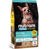 Беззерновой корм для щенков и собак мелких пород из мяса лосося и форели T28 Nutram Total Grain Free Small Breed Salmon Trout
