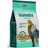 Комплексный корм для волнистых попугаев, Sunmix Cocorite