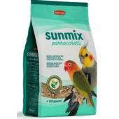 Комплексный корм для средних попугаев, Sunmix Parrocchetti