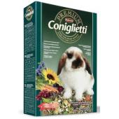Корм для кроликов и молодняка (PREMIUM Coniglietti)