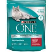 Для взрослых кошек с говядиной и злаками